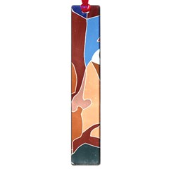 Abstract God Large Bookmark