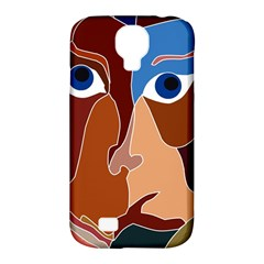 Abstract God Samsung Galaxy S4 Classic Hardshell Case (PC+Silicone)