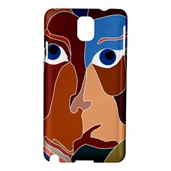 Abstract God Samsung Galaxy Note 3 N9005 Hardshell Case