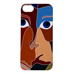 Abstract God Apple iPhone 5S Hardshell Case