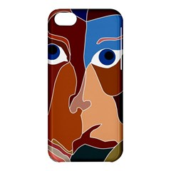 Abstract God Apple iPhone 5C Hardshell Case