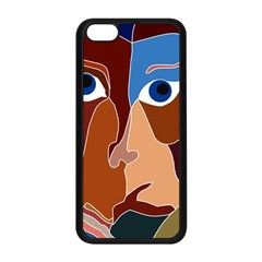 Abstract God Apple Iphone 5c Seamless Case (black)