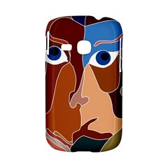 Abstract God Samsung Galaxy S6310 Hardshell Case