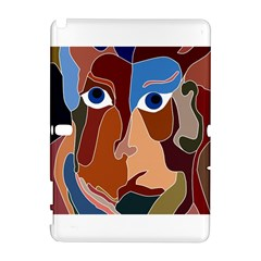 Abstract God Samsung Galaxy Note 10 1 (p600) Hardshell Case
