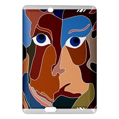 Abstract God Kindle Fire HD 7  (2nd Gen) Hardshell Case
