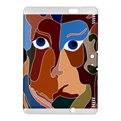 Abstract God Kindle Fire HDX 8.9  Hardshell Case