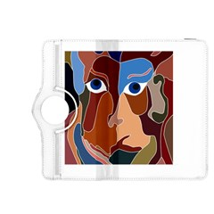 Abstract God Kindle Fire Hdx 8 9  Flip 360 Case