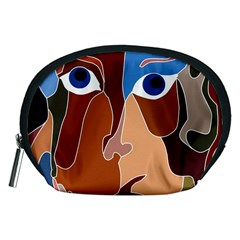 Abstract God Accessory Pouch (medium)