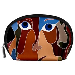 Abstract God Accessory Pouch (Large)