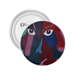 Abstract God Pastel 2.25  Button