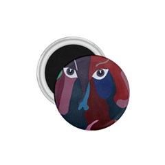Abstract God Pastel 1.75  Button Magnet