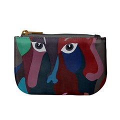 Abstract God Pastel Coin Change Purse