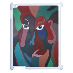 Abstract God Pastel Apple Ipad 2 Case (white)