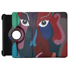 Abstract God Pastel Kindle Fire Hd 7  (1st Gen) Flip 360 Case