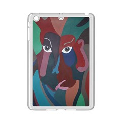 Abstract God Pastel Apple iPad Mini 2 Case (White)