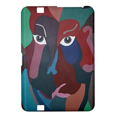 Abstract God Pastel Kindle Fire HD 8.9  Hardshell Case