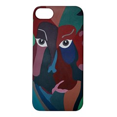 Abstract God Pastel Apple iPhone 5S Hardshell Case