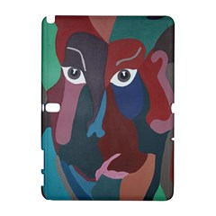 Abstract God Pastel Samsung Galaxy Note 10.1 (P600) Hardshell Case