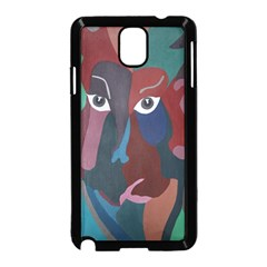 Abstract God Pastel Samsung Galaxy Note 3 Neo Hardshell Case (black)