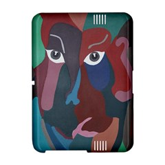 Abstract God Pastel Kindle Fire (2nd Gen 2013) Hardshell Case