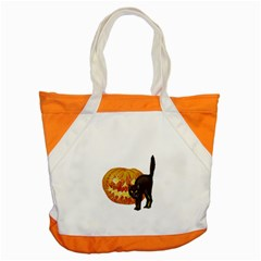Halloween Vintage Accent Tote Bag