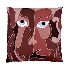 Abstract God Lilac Cushion Case (single Sided)