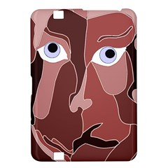Abstract God Lilac Kindle Fire HD 8.9  Hardshell Case