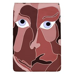 Abstract God Lilac Removable Flap Cover (large)