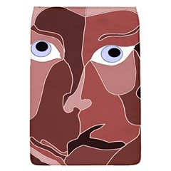 Abstract God Lilac Removable Flap Cover (small)