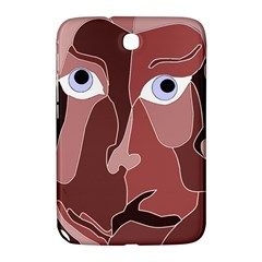 Abstract God Lilac Samsung Galaxy Note 8.0 N5100 Hardshell Case