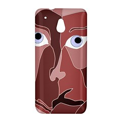 Abstract God Lilac HTC One mini Hardshell Case