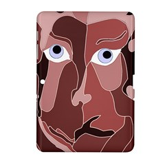 Abstract God Lilac Samsung Galaxy Tab 2 (10.1 ) P5100 Hardshell Case
