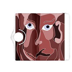 Abstract God Lilac Kindle Fire HDX 8.9  Flip 360 Case