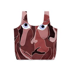 Abstract God Lilac Reusable Bag (s)