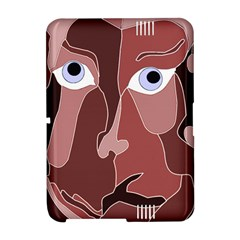 Abstract God Lilac Kindle Fire (2nd Gen 2013) Hardshell Case