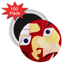 Soul Man 2.25  Button Magnet (100 pack)