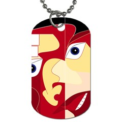 Soul Man Dog Tag (two Sided)
