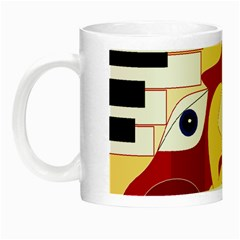 Soul Man Glow In The Dark Mug