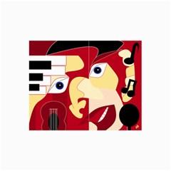 Soul Man Canvas 24  x 36  (Unframed)