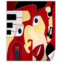 Soul Man Canvas 11  X 14  (unframed)