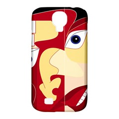 Soul Man Samsung Galaxy S4 Classic Hardshell Case (pc+silicone)