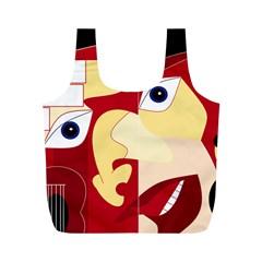 Soul Man Reusable Bag (M)