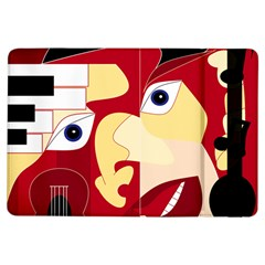 Soul Man Apple iPad Air Flip Case