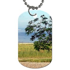 Sea Of Galilee Dog Tag (Two-sided)