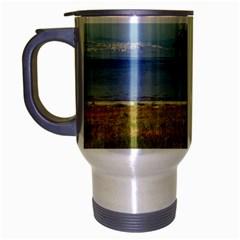 Sea Of Galilee Travel Mug (silver Gray)