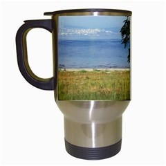 Sea Of Galilee Travel Mug (white)
