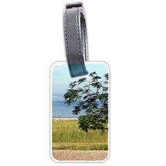 Sea Of Galilee Luggage Tag (Two Sides)