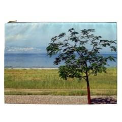 Sea Of Galilee Cosmetic Bag (xxl)