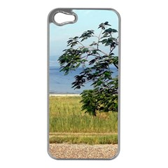 Sea Of Galilee Apple Iphone 5 Case (silver)