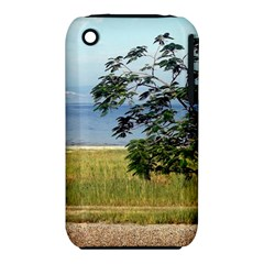 Sea Of Galilee Apple Iphone 3g/3gs Hardshell Case (pc+silicone)